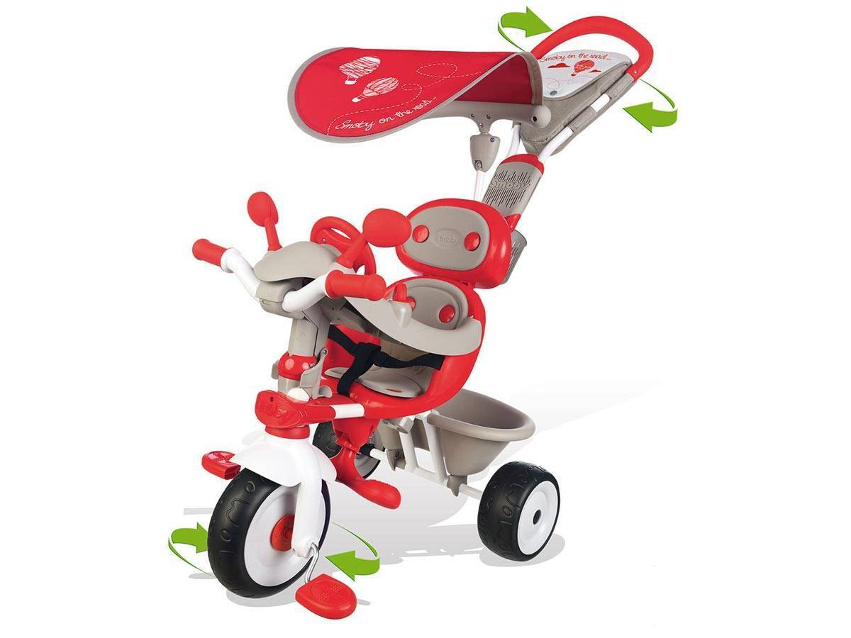 Tricycle évolutif, les points clés pour un bon achat