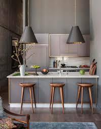La déco d'une petite cuisine design